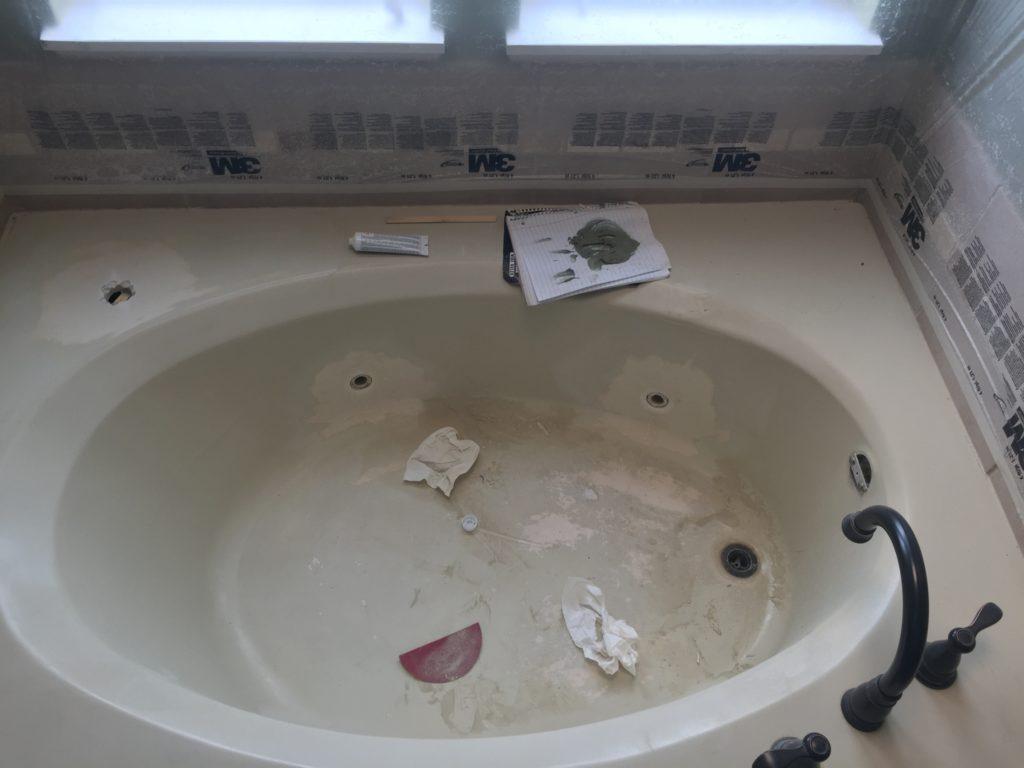 Bathtub Refinishing Amp Chip Repairs Dallas To Tyler Tx